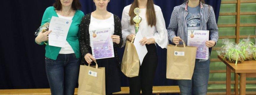 Powiatowym konkursie wiedzy o tematyce olimpijskiej i sportowej